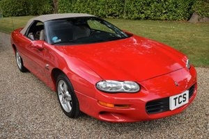 Picture of 1999 Chevrolet Camaro Z28 Convertible 5.7i V8 Automatic For Sale