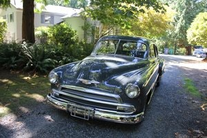 Picture of 1951 Chevrolet Deluxe Resto Mod SOLD by Auction