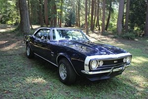 Picture of 1967 Chevrolet Camaro SS Recreational SOLD by Auction