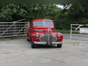 1941 Cherolet Special Deluxe, Recent mechanical restoration For Sale (picture 1 of 17)