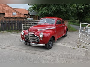 1941 Cherolet Special Deluxe, Recent mechanical restoration For Sale (picture 3 of 17)