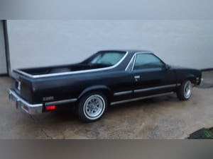 1987 Chevrolet El Camino 5 litre V8 pickup For Sale (picture 8 of 9)