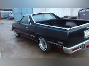 1987 Chevrolet El Camino 5 litre V8 pickup For Sale (picture 9 of 9)