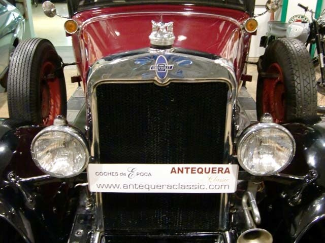 CHEVROLET UNIVERSAL AC SIX - 1930 For Sale (picture 7 of 12)