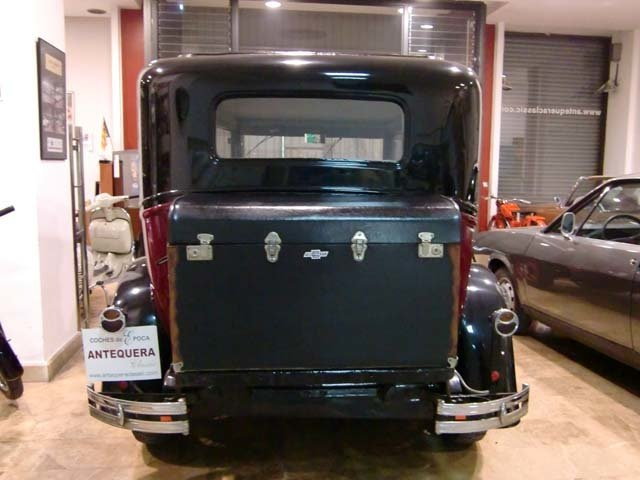 CHEVROLET UNIVERSAL AC SIX - 1930 For Sale (picture 8 of 12)