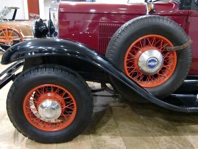CHEVROLET UNIVERSAL AC SIX - 1930 For Sale (picture 10 of 12)