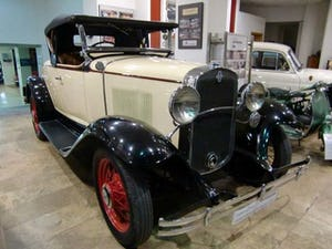 CHEVROLET INDEPENDENCE ROADSTER - 1931 For Sale (picture 7 of 12)