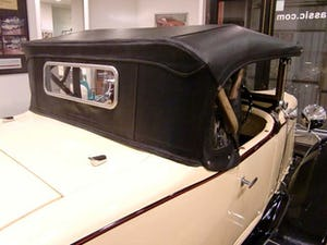 CHEVROLET INDEPENDENCE ROADSTER - 1931 For Sale (picture 11 of 12)