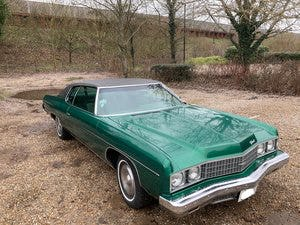 1973 IMPALA CUSTOM COUPE For Sale (picture 2 of 9)