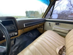 1984 Chevy C10 Scottsdale Auto PROJECT For Sale (picture 8 of 12)