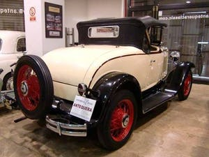 CHEVROLET INDEPENDENCE ROADSTER - 1931 For Sale (picture 2 of 12)