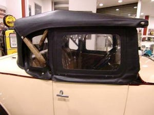CHEVROLET INDEPENDENCE ROADSTER - 1931 For Sale (picture 5 of 12)