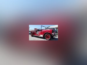 1929 Chevrolet LQ Fire Truck For Sale (picture 1 of 6)