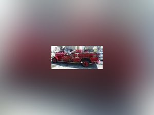 1929 Chevrolet LQ Fire Truck For Sale (picture 2 of 6)