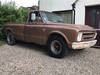 Picture of 1967 Chevrolet C20 V8 pick up truck SOLD