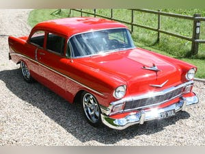1956 56 Chevrolet Belair Restomod Hot Rod V8 Coupe or similar (picture 1 of 6)