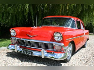 1956 56 Chevrolet Belair Restomod Hot Rod V8 Coupe or similar (picture 3 of 6)