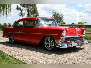 1956 56 Chevrolet Belair Restomod Hot Rod V8 Coupe or similar (picture 4 of 6)