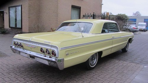 Chevrolet Impala SS Coupe1964 & 50 USA Classics For Sale (picture 2 of 6)