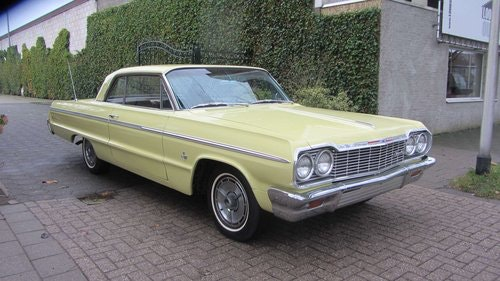 Chevrolet Impala SS Coupe1964 & 50 USA Classics For Sale (picture 3 of 6)