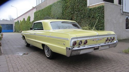 Chevrolet Impala SS Coupe1964 & 50 USA Classics For Sale (picture 4 of 6)