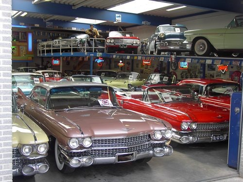 Chevrolet Impala SS Coupe1964 & 50 USA Classics For Sale (picture 6 of 6)