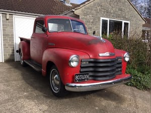 1948 Chevrolet 3100 pickup For Sale (picture 1 of 12)