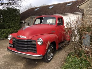 1948 Chevrolet 3100 pickup For Sale (picture 6 of 12)