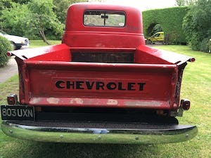 1948 Chevrolet 3100 pickup For Sale (picture 8 of 12)