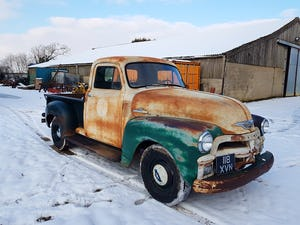 1955 Chevy 3100 Short bed Pickup Truck For Sale (picture 1 of 6)