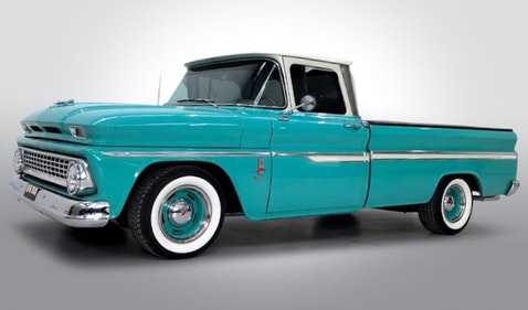 Picture of 1963 Supercharged V8 Chevy Truck P/X poss on Motorcycles For Sale