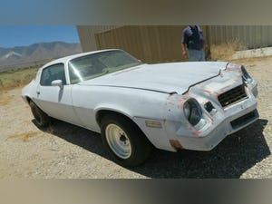 1979 Chevrolet Camaro Project For Sale (picture 2 of 12)