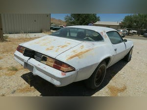1979 Chevrolet Camaro Project For Sale (picture 3 of 12)