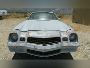 1979 Chevrolet Camaro Project For Sale (picture 4 of 12)