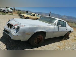 1979 Chevrolet Camaro Project For Sale (picture 10 of 12)