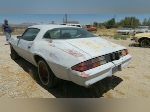 1979 Chevrolet Camaro Project For Sale (picture 12 of 12)