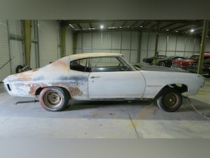 1971 Chevrolet Chevelle Project For Sale (picture 1 of 11)
