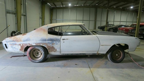 Picture of 1971 Chevrolet Chevelle Project For Sale