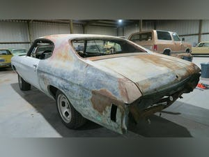 1971 Chevrolet Chevelle Project For Sale (picture 3 of 11)