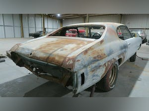 1971 Chevrolet Chevelle Project For Sale (picture 4 of 11)