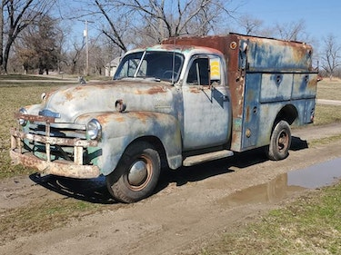 Picture of 1951 Chevrolet 3600 welders utility pickup truck For Sale