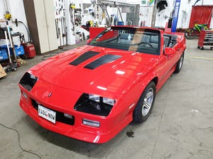 1988 Chevrolet Camaro Iroc Z For Sale (picture 1 of 10)