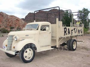 1938 Chevrolet big truck  For Sale (picture 1 of 6)