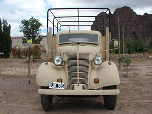 1938 Chevrolet big truck  For Sale (picture 2 of 6)