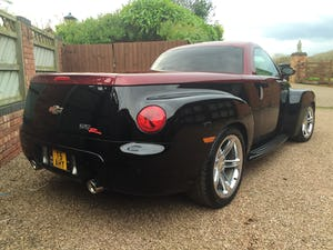 2005 Chevrolet SSR 6.0 Pickup For Sale (picture 2 of 12)
