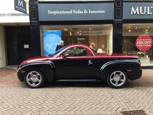 2005 Chevrolet SSR 6.0 Pickup For Sale (picture 12 of 12)