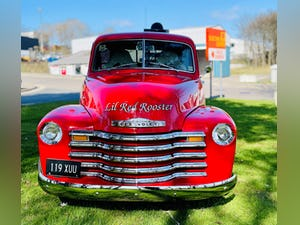 1949 Chevrolet 3100 5 window For Sale (picture 2 of 6)