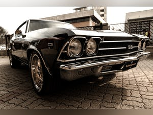 1969 CHEVROLET CHEVELLE SS For Sale (picture 1 of 12)