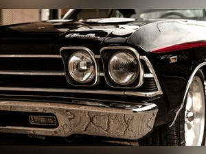 1969 CHEVROLET CHEVELLE SS For Sale (picture 6 of 12)