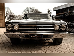1969 CHEVROLET CHEVELLE SS For Sale (picture 7 of 12)